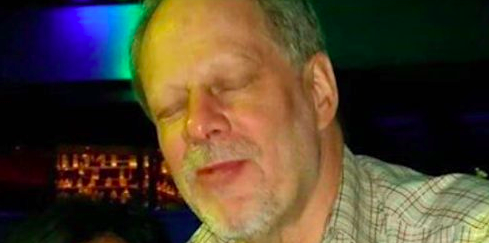 An undated photo of Stephen Paddock (CBS video)