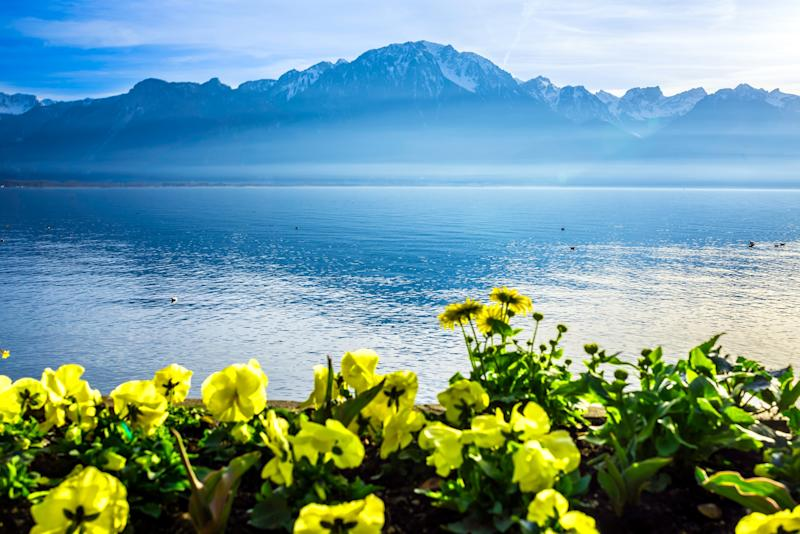 Lake Geneva - This content is subject to copyright.
