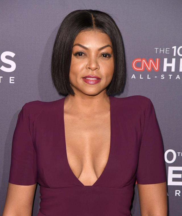 <p>Taraji P. Henson at the 10th Annual CNN Heroes All-Star Tribute at the American Museum of Natural History in 2016 in New York City. (Photo: Angela Weiss/AFP/Getty Images) </p>