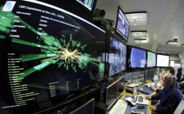 Possible 'God Particle' Discovery Is Gossip for Physicists