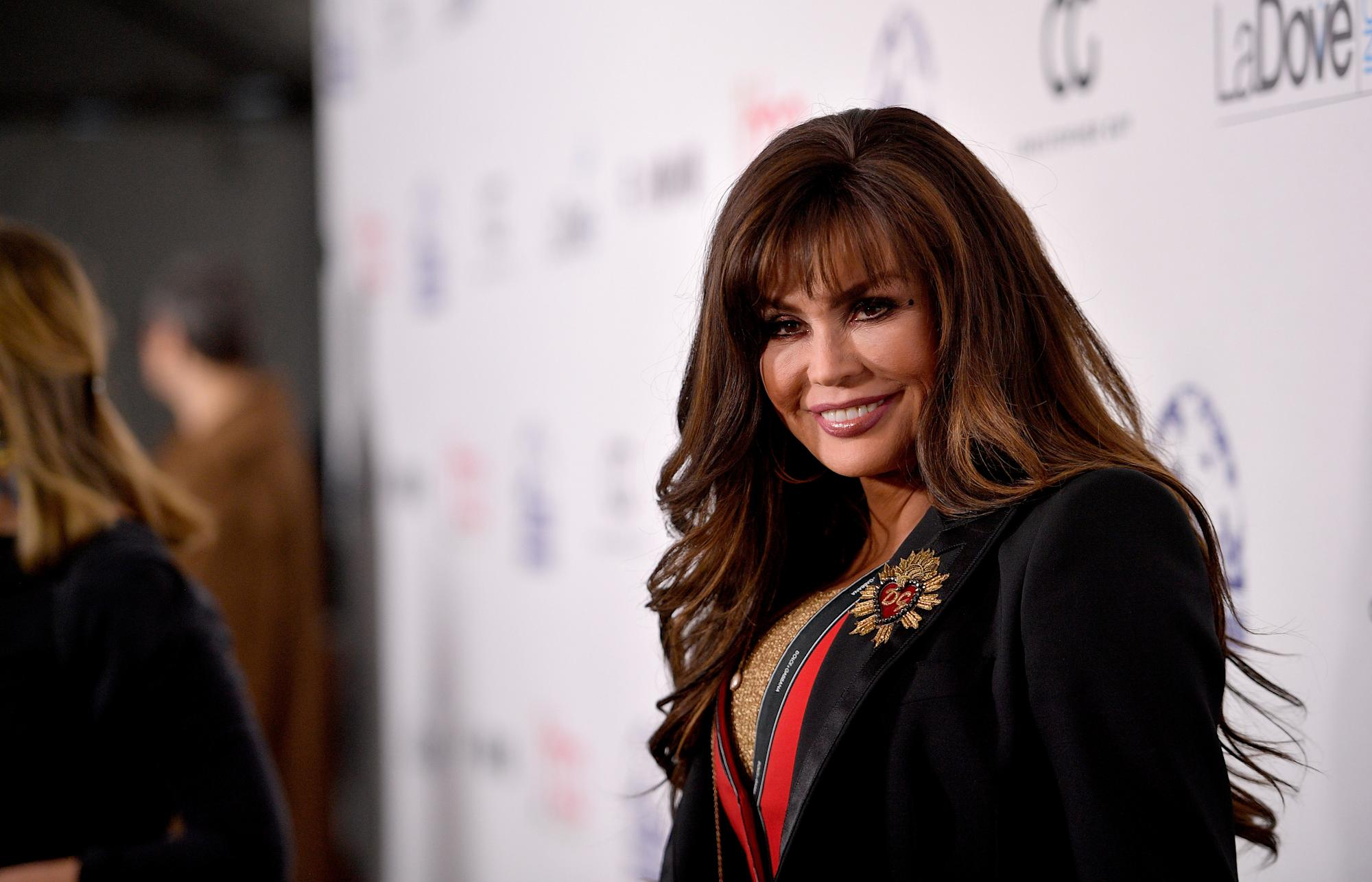 Marie Osmond Has A Trick For Full Lips That She Learned From Lucille Ball