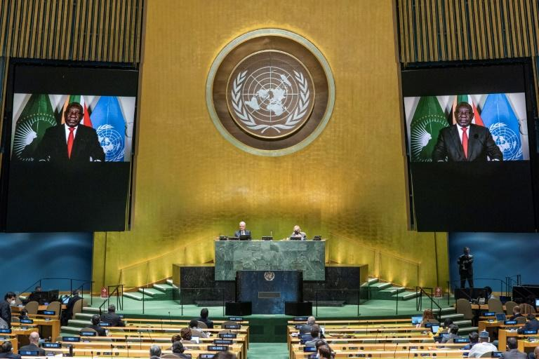 S.Africa seeks greater African role in UN Security Council