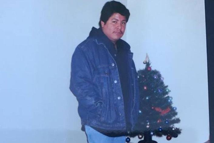 """A photo of Ismael Lopez is seen on a GoFundMe page raising money for funeral expenses for his family. (Photo: <a href=""""https://www.gofundme.com/lopez-funeral-donation-fund"""" rel=""""nofollow noopener"""" target=""""_blank"""" data-ylk=""""slk:GoFundMe"""" class=""""link rapid-noclick-resp"""">GoFundMe</a>)"""