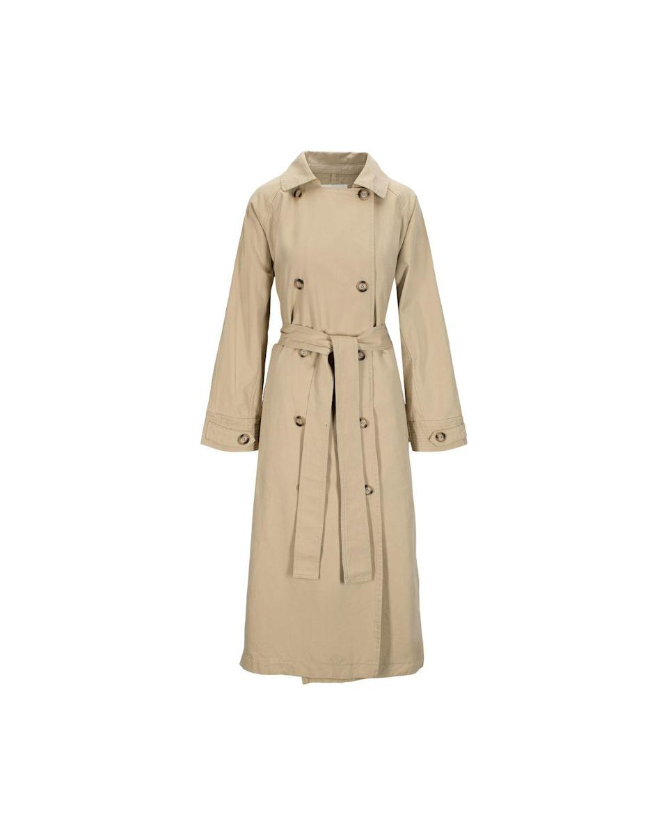 """<p>A beige trench is the ultimate versatile coat for layering – every wardrobe needs one.</p><p><a class=""""link rapid-noclick-resp"""" href=""""https://ibenofficial.com/products/otis-trench-fre"""" rel=""""nofollow noopener"""" target=""""_blank"""" data-ylk=""""slk:SHOP NOW"""">SHOP NOW</a></p><p>About £245, Iben.</p>"""