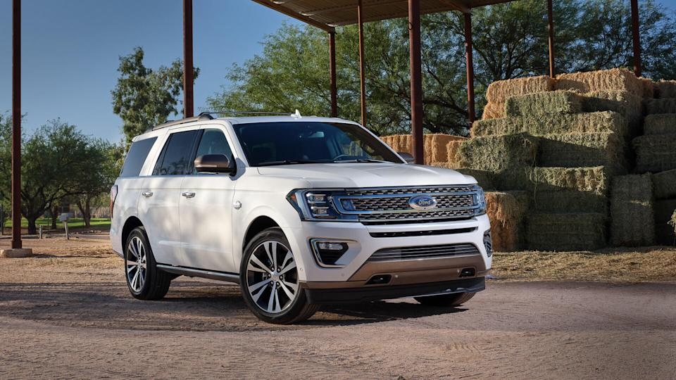 King Ranch® edition of 2020 Ford Expedition and extended-length Expedition MAX reintroduces premium option for buyers of large SUVs inspired by iconic Texas ranch, extending 20-year collaboration.