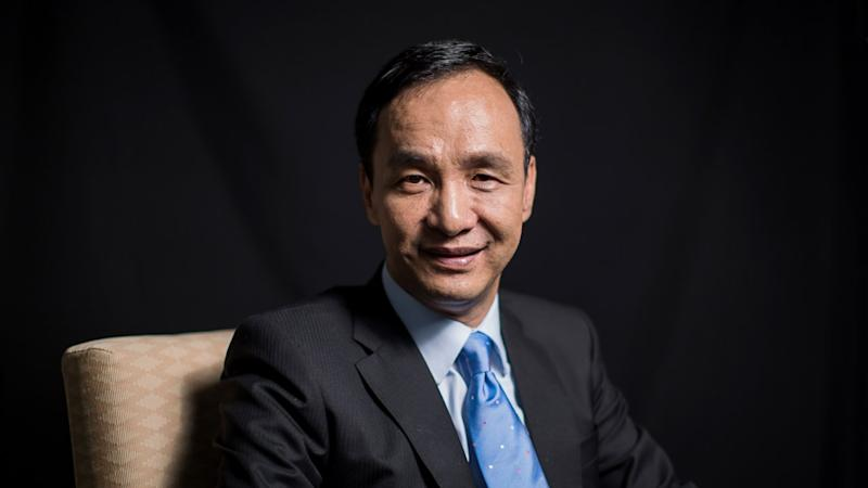Taiwan presidency in KMT Eric Chu's sights but it's a long way to 2020