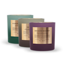 """<p>""""This year, I'm on the hunt for particularly cozy gifts, and I can't think of anything more comforting than candles. The <span>Boy Smells Ritual Bundle</span> ($104) features three different scented candles in beautiful matte ombré glasses. They all sound delicious, but the De Nîmes candle, which smells of almond, rhubarb, violet, and blueberry, stands out to me."""" - JH</p>"""