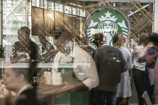 Starbucks opens first cafe in sub-Saharan Africa