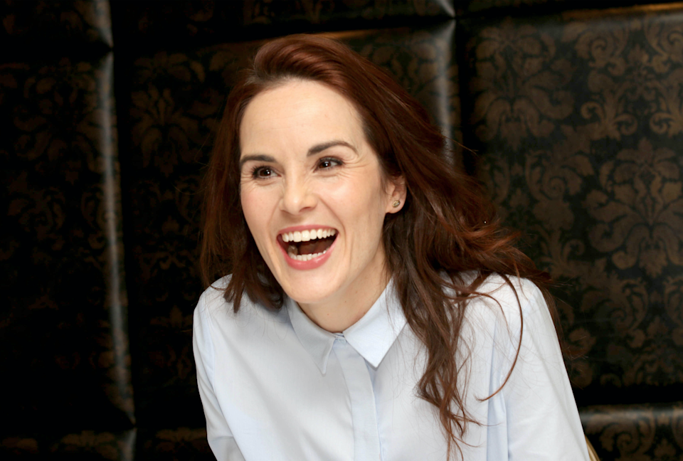 Michelle Dockery: 'I've never played a really mean character': Rex