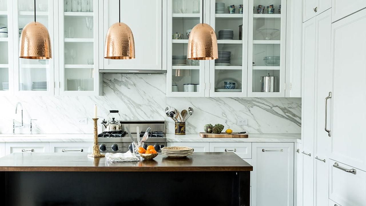 Marble is a modern, elegant and versatile look in any home  but it's not cheap. Luckily, these days faux marble accents are easy to come by. Ahead, check out our favorite affordable faux marble looks and picks.