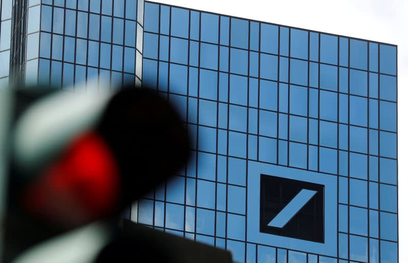 Deutsche Bank's DWS says it wants to be consolidator, not target