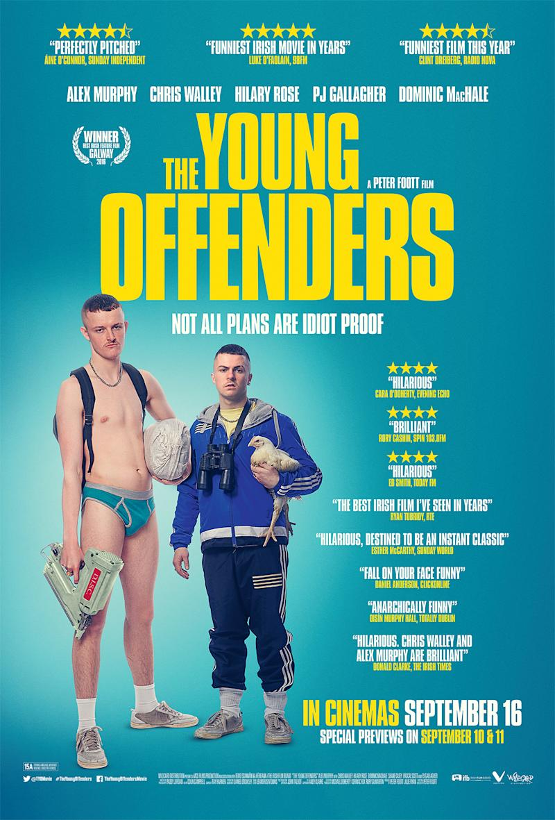 The Young Offenders. Image via IMDB.