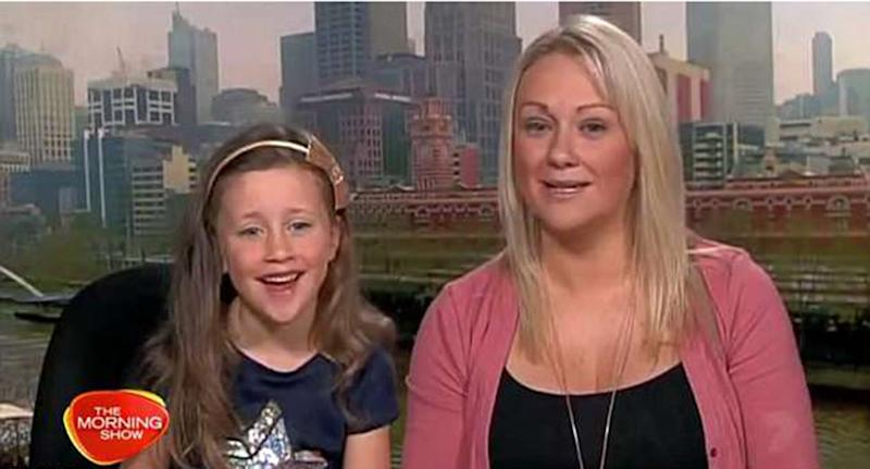 Hero Kiera's triple-0 call saved her mum Lindsey Forsyth's life after she collapsed.