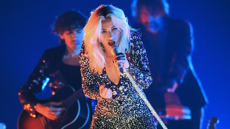 Lady Gaga Grammys 2019: Lady Gaga Reminds Us She's Still Lady Gaga During 'Shallow