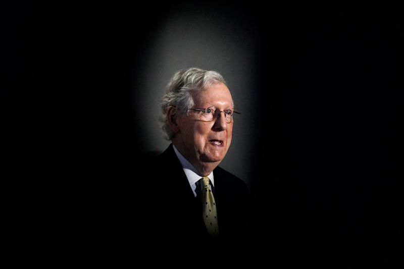 McConnell Says Local Budget Offices Are Hoarding Cash. They Say: Malarkey