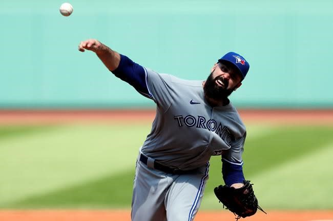Blue Jays to start Shoemaker in Game 1 against Rays, Ryu on tap in Game 2