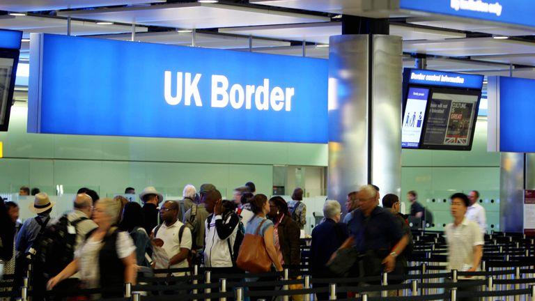 The government has scrapped its visa system after a legal challenge