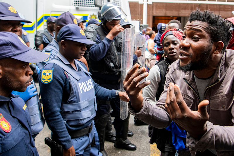 Refugees in South Africa Banned From Partaking in Political Activity as New Law to Strip Asylum Status of 'Dissidents'