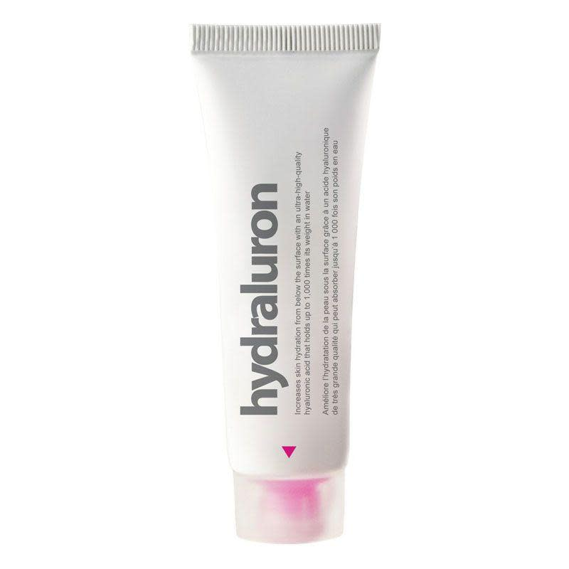 """<p>One of the original hyaluronic acid serums that sent the Internet into a frenzy. This clear gel uses hyaluronic acid that is 100% free from animal-derived raw materials so you can stay hydrated and guilt free<br></p><p><a class=""""link rapid-noclick-resp"""" href=""""https://www.asos.com/indeed-laboratories/indeed-laboratories-hydraluron-serum-30ml/prd/8913270"""" rel=""""nofollow noopener"""" target=""""_blank"""" data-ylk=""""slk:Buy now"""">Buy now</a> ASOS.com, £24.99</p>"""
