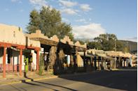 """<p>Adobe buildings and the Sangre de Cristo mountains provide plenty of inspiration in this longtime arts colony. Here, history goes way, way back. The town is home to a UNESCO Heritage Site, <a href=""""http://taos.org/what-to-do/taos-pueblo/"""" rel=""""nofollow noopener"""" target=""""_blank"""" data-ylk=""""slk:Taos Pueblo"""" class=""""link rapid-noclick-resp"""">Taos Pueblo</a>, a Native American community that has been continuously inhabited for over 1,000 years. There's also an interesting quirk throughout Taos that some residents have noticed: There's a """"<a href=""""http://www.livescience.com/43519-taos-hum.html"""" rel=""""nofollow noopener"""" target=""""_blank"""" data-ylk=""""slk:Taos Hum"""" class=""""link rapid-noclick-resp"""">Taos Hum</a>,"""" a low-frequency background noise that has lead to some creative theories, but no explanation exists currently.</p>"""