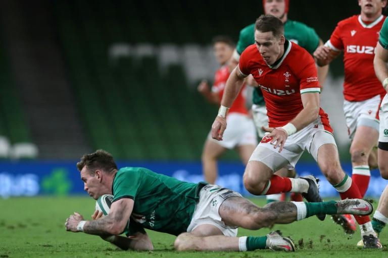 Wales coach Wayne Pivac said one of the positives of the 32-9 defeat by Ireland was the Welsh defence coming just days after defence coach Byron Hayward was cut adrift