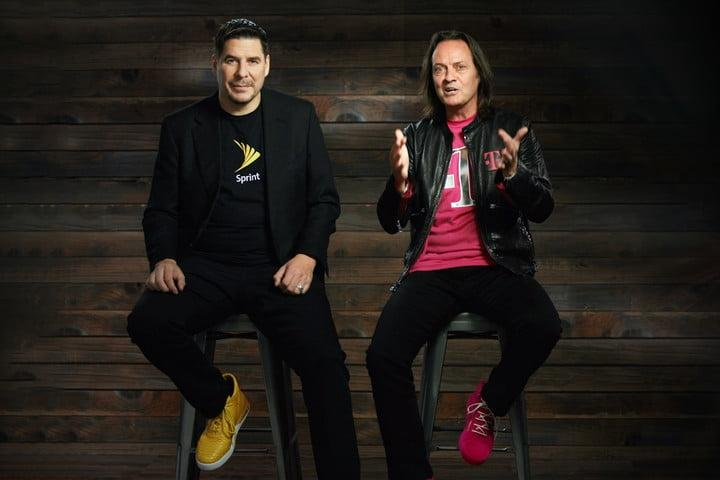 t mobile sprint merger ceo