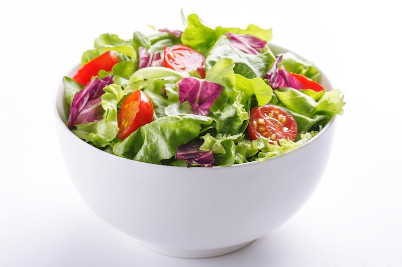 Think Twice Before Buying a Salad from a Vending Machine, NYC Health Department Warns