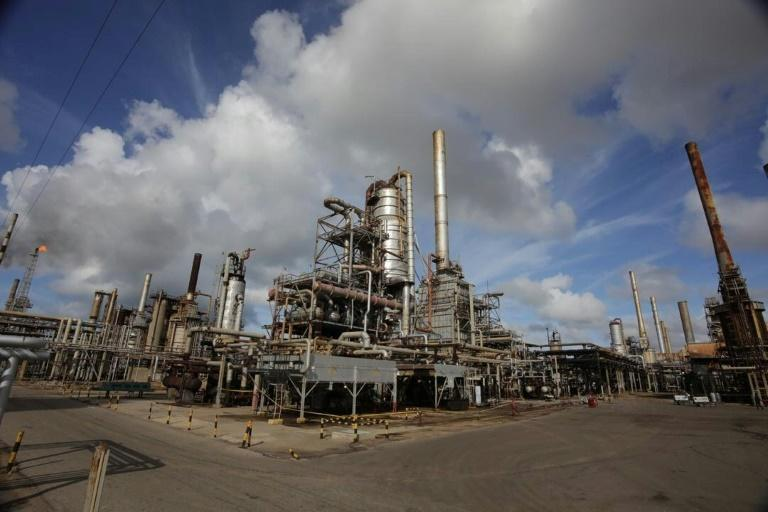 Refineries, which have a capacity to process 1.3 million barrels per day, have been largely paralyzed