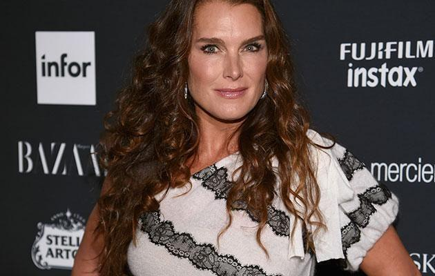 Brooke has revealed the line The President used on her. Source: Getty