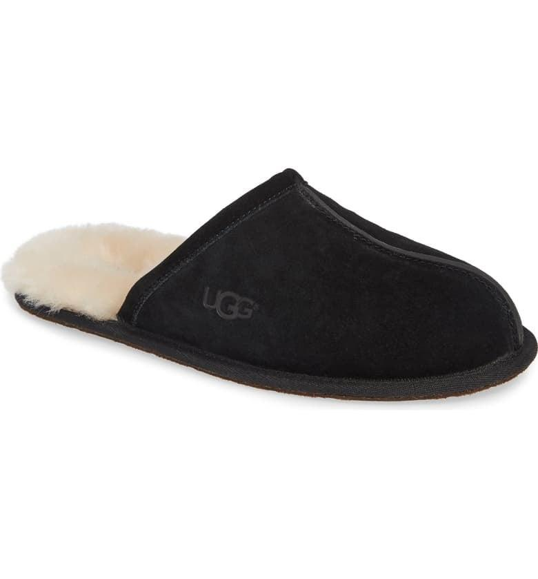 <p>No one can refuse these comfy <span>UGG Scuff Slippers</span> ($80).</p>