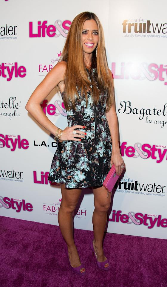 Life & Style's Hollywood In Bright Pink Event Hosted By Giuliana Rancic