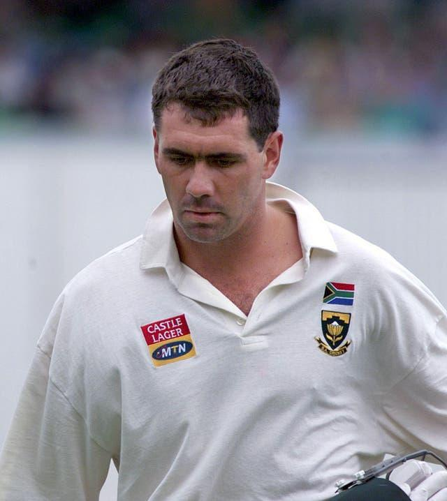 Hansie Cronje captained South Africa for six years (Rebecca Naden/PA)