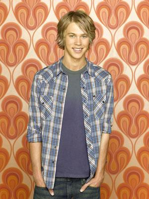 Austin Butler stars in the ABC Family series Ruby and the Rockits.
