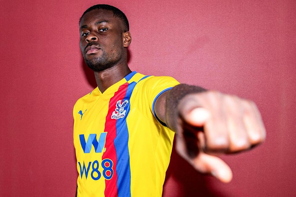Summer spending | Crystal Palace have already added Marc Guehi from Chelsea this summer (cpfc.co.uk / Seb Frej)