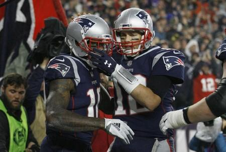 NFL notebook: Suspended Pats WR Gordon works with Brady