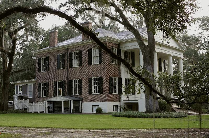 This Aug. 29, 2013, photo shows the Grove, a historical mansion that once belonged to former Florida Gov. LeRoy Collins in Tallahassee, Fla. The state, at a cost of nearly $6 million, is turning the Greek Revival style mansion and its 10-acre grounds into a museum designed to document the lives of the state's governors as well as an architectural classroom for visitors. (AP Photo/Steve Cannon)