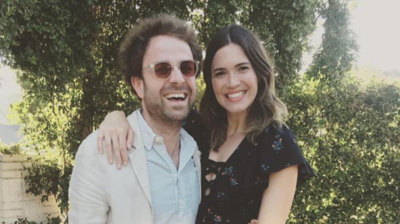 Mandy Moore And Dawes Singer Taylor Goldsmith Are Engaged