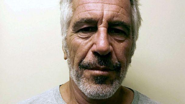 PHOTO: U.S. financier Jeffrey Epstein appears in a photograph taken for the New York State Division of Criminal Justice Services' sex offender registry, March 28, 2017, and obtained by Reuters, July 10, 2019. (New York State Division of Criminal Justice Services via Reuters)