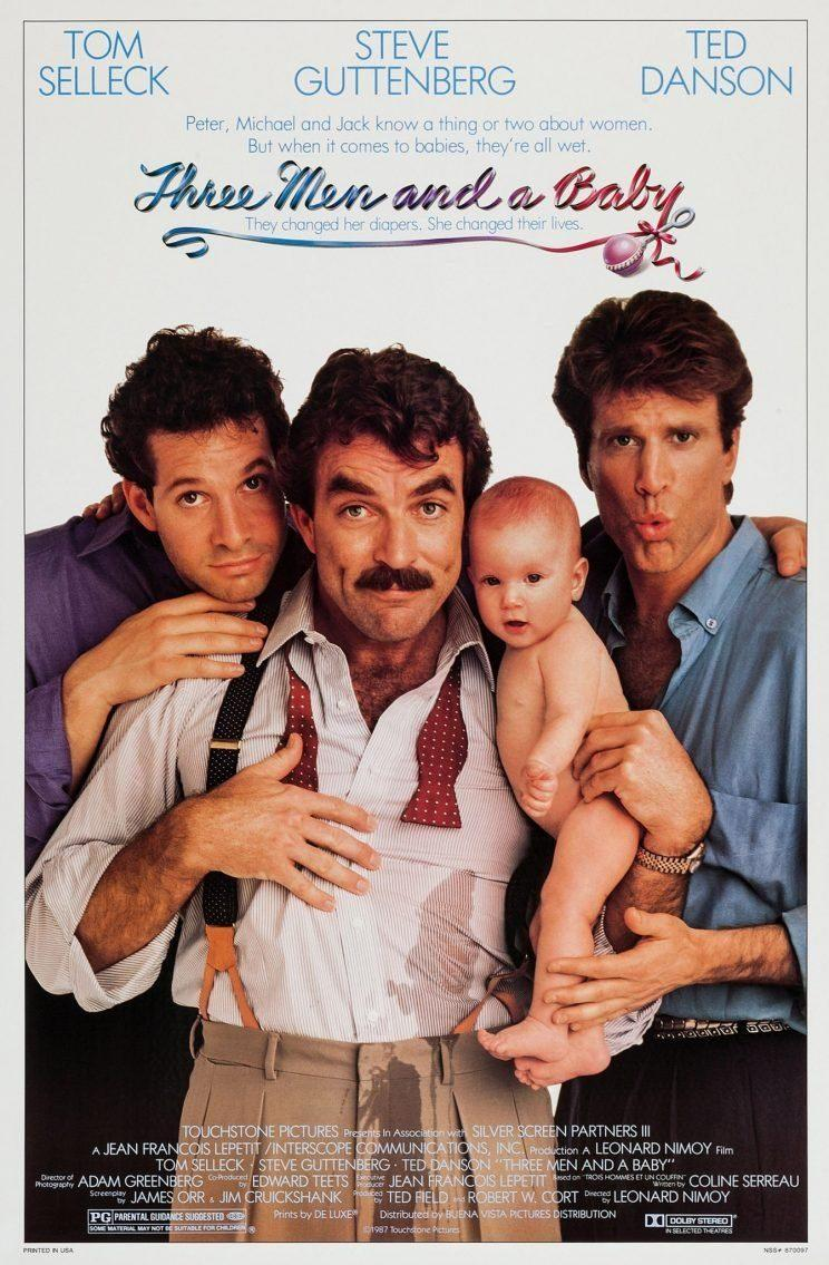 Tom Selleck debunks the 'ghost in Three Men and a Baby' urban myth