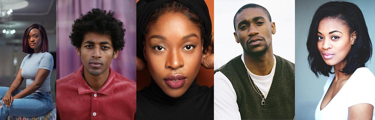 The new comedy will centre around a group of four black British friends in the 'big age' era of their lives (Channel 4/PA)