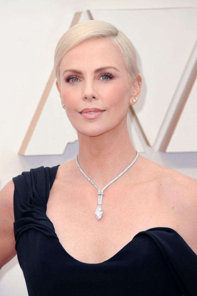 <p>Charlize's Sun, Moon, and Mercury are all in Leo.</p>