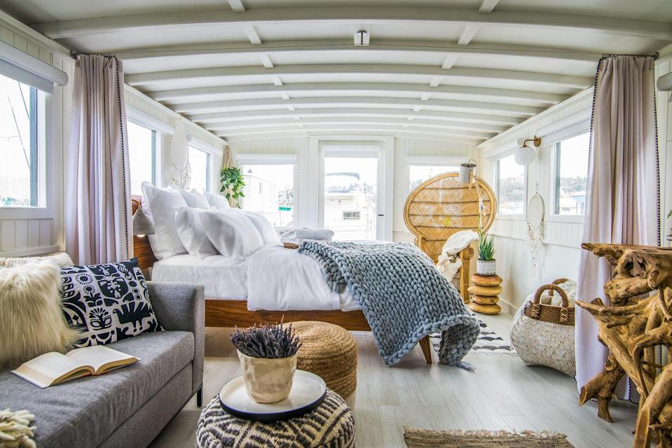 """<p>As renting out rooms and homes to short-term renters becomes increasingly popular, getting those potential vacationers to stay in your property becomes increasingly competitive. This series - hosted by designer Genevieve Gorder and real estate expert Peter Lorimer - shows property owners how they can turn their rentals into moneymakers. </p> <p>Watch <a href=""""https://www.netflix.com/title/80201870"""" class=""""link rapid-noclick-resp"""" rel=""""nofollow noopener"""" target=""""_blank"""" data-ylk=""""slk:Stay Here Makeover Make Money""""><b>Stay Here Makeover Make Money</b></a> on Netflix now.</p>"""