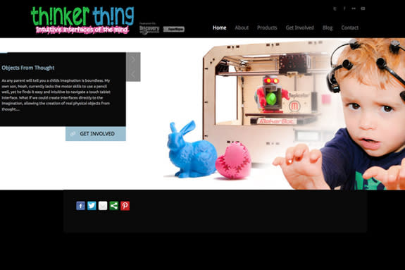10 Amazing 3D-Printing Startups