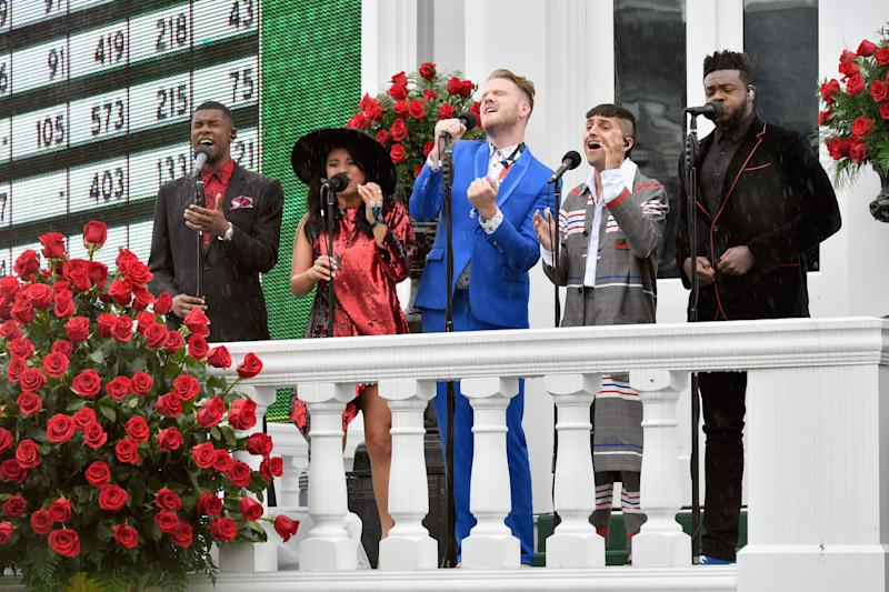 Your guide to Pentatonix's latest NBC holiday special, 'A Not So Silent Night'