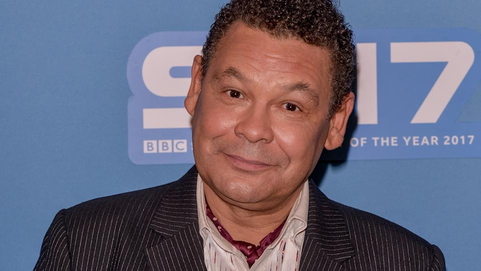 Craig Charles says that he initially regretted taking on the 'Robot Wars' job (Image: Getty Images)