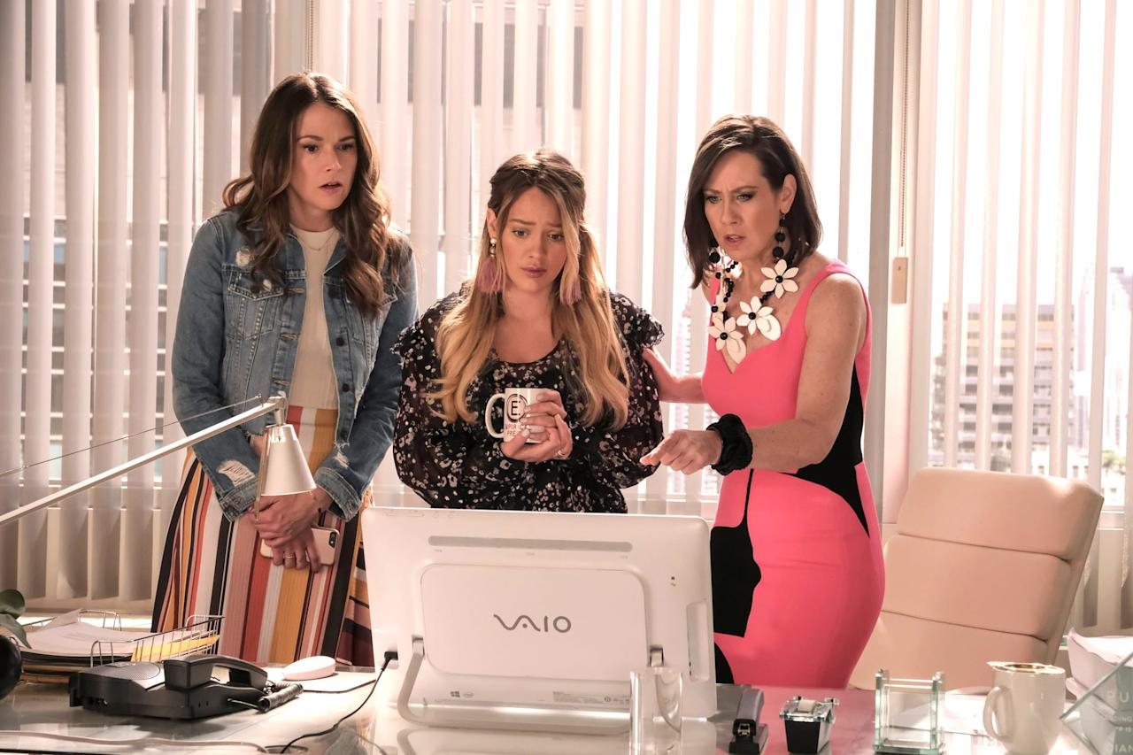 "<p>On Sept. 14, <strong>Younger</strong> creator Darren Star revealed that the seventh season of the show <a href=""https://www.popsugar.com/entertainment/is-younger-canceled-47790795"" class=""ga-track"" data-ga-category=""internal click"" data-ga-label=""https://www.popsugar.com/entertainment/is-younger-canceled-47790795"" data-ga-action=""body text link"">would ""unofficially"" be its last</a>. Filming was set to begin in early 2020, but due to COVID-19, production has been delayed.</p>"