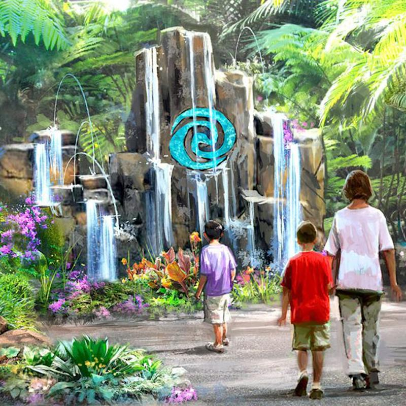 Moana Is Getting Her Own Disney World Attraction: A Water Maze in Epcot