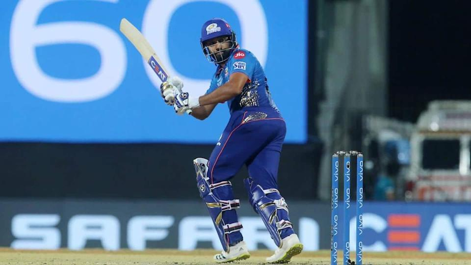 IPL 2021: MI post 131/6 against PBKS