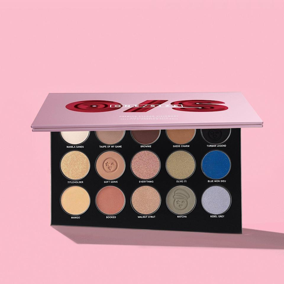"""<p><strong>ONE/SIZE by Patrick Starrr</strong></p><p>sephora.com</p><p><strong>$21.00</strong></p><p><a href=""""https://go.redirectingat.com?id=74968X1596630&url=https%3A%2F%2Fwww.sephora.com%2Fproduct%2Fone-size-patrick-starrr-visionary-eyeshadow-palette-P461664&sref=https%3A%2F%2Fwww.cosmopolitan.com%2Fstyle-beauty%2Ffashion%2Fg8274845%2Fbest-gifts-teenage-girls%2F"""" rel=""""nofollow noopener"""" target=""""_blank"""" data-ylk=""""slk:Shop Now"""" class=""""link rapid-noclick-resp"""">Shop Now</a></p><p>A gal can never have enough eyeshadow palettes! This one features a bunch of neutral and colorful shades that she can play around with.</p>"""