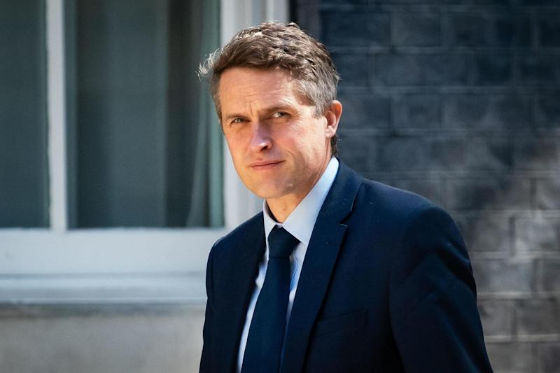 Education Secretary Gavin Williamson insists June is the right time to begin reopening schools (PA)